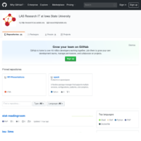ResearchIT on GitHub